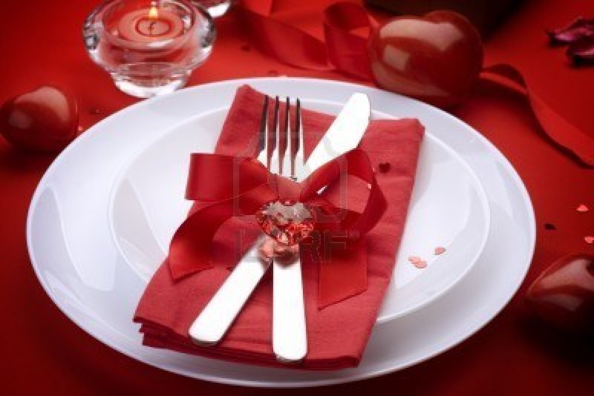 El blog de pimpa feliz san valent n - Cena romantica san valentin en casa ...