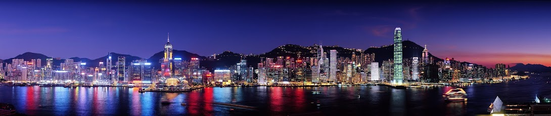 The Best of the Best Panoramic Photo Ever Taken in the Hong Kong History