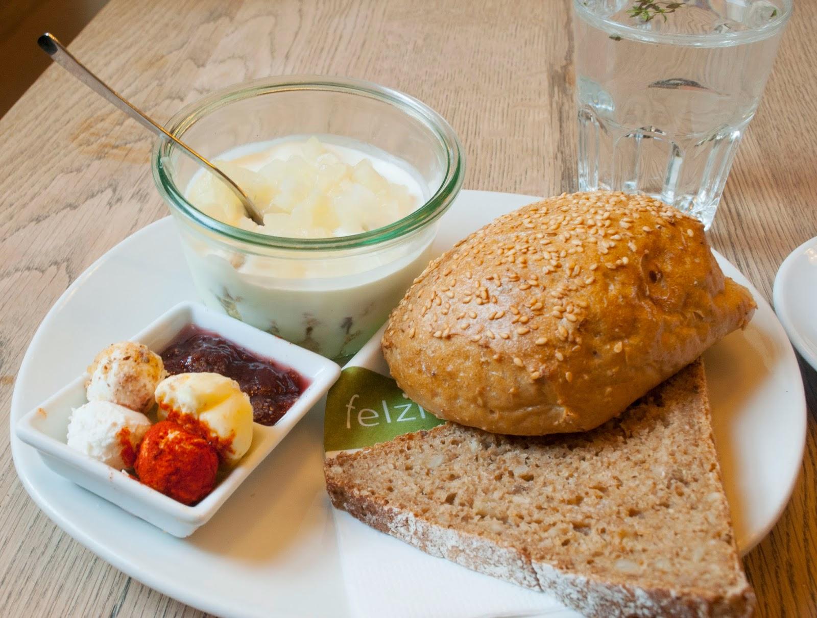 Mini Blogst 2014 Wien Bäckereich Fell Vienna Städtetrip Getaway Frühstück Weekend Wochenende Breakfast