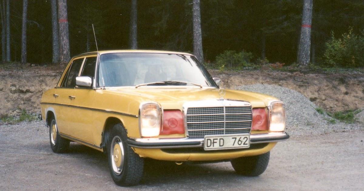 Lassenisses garage bruksbilar 93 till 99 eller mercedes ren for Mercedes garage 93