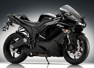 Harga Motor Kawasaki Ninja Terbaru 2013