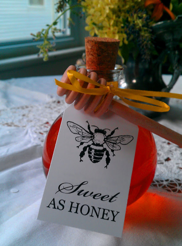 Our Bottled Honey
