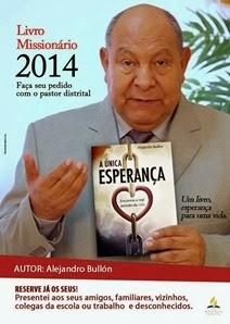 Livro Missionário 2014