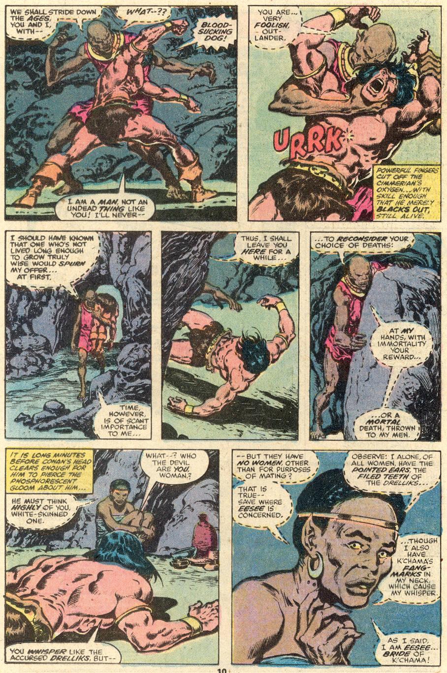 Conan the Barbarian (1970) Issue #103 #115 - English 7