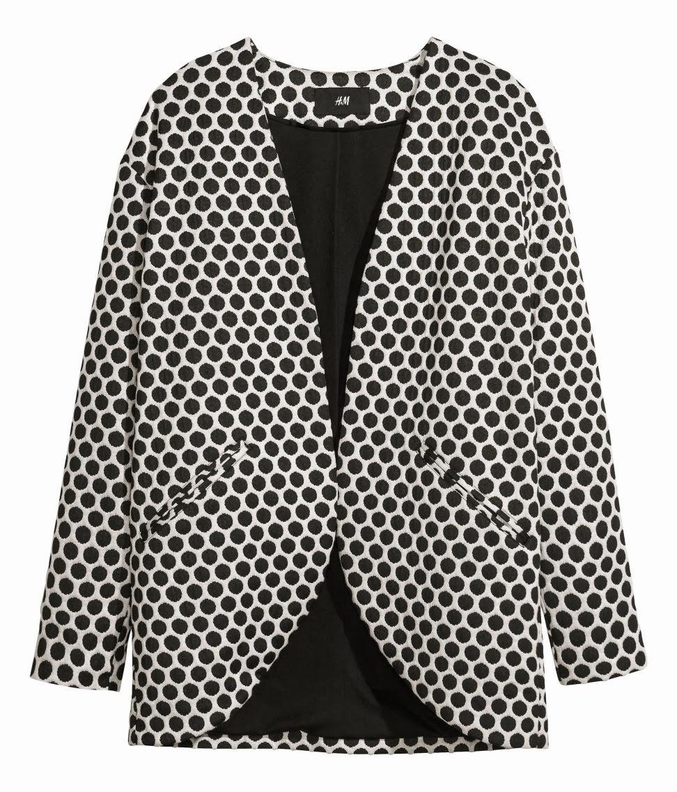 spotty coat