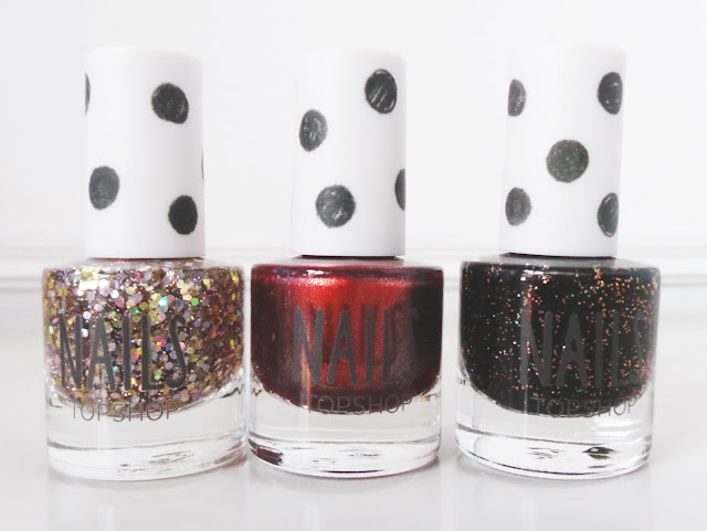 Picture Of TOPSHOP Beauty Christmas Gift Sets 2013 Mini Nail Trio