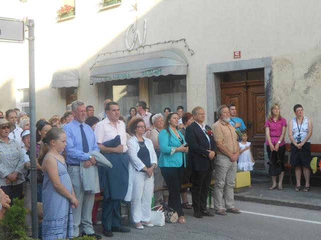 Παρών ο Δήμος Βόλου στις «Αργοναυτικές Ημέρες» που οργανώθηκαν στην πόλη Βέρνικα της Σλοβενίας