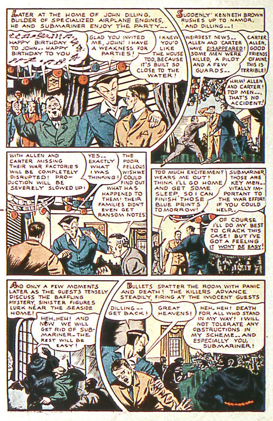 Sub-Mariner Comics Issue #16 #16 - English 6