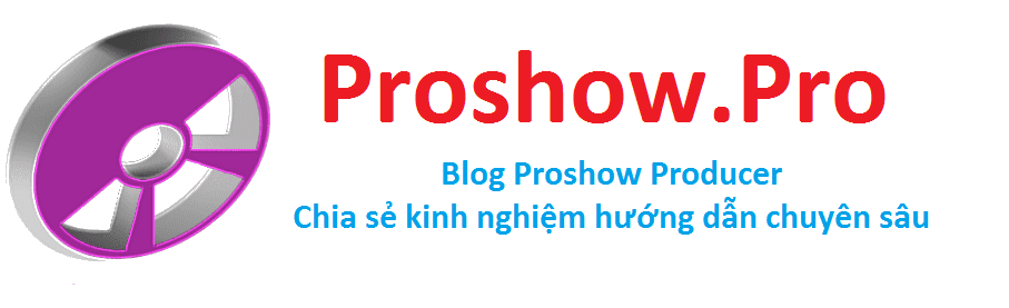 Blog Proshow Producer