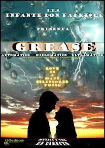 Grease, nuestro trabajo en 2012