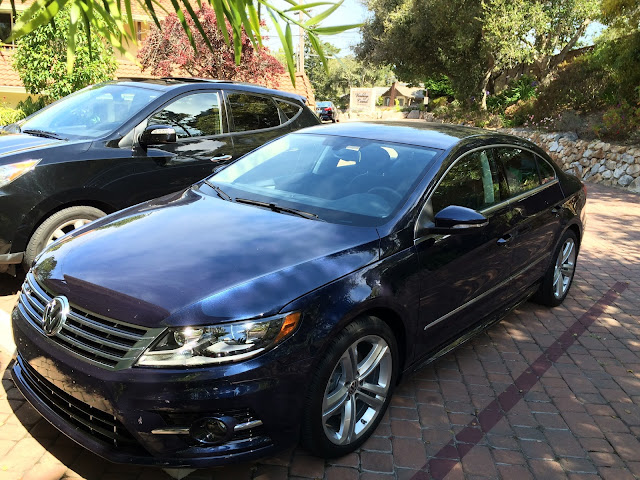 Front 3/4 view of 2015 Volkswagen CC