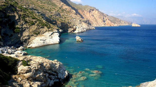 Παραλία Αγία Άννας Αμοργό..Amorgos
