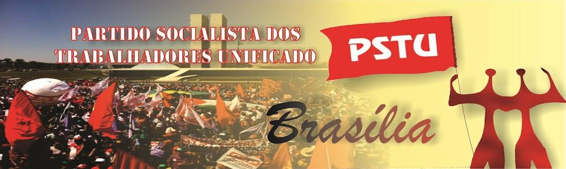 PSTU Brasília