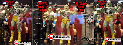 Zombie versions of Hulk Hogan & John Cena (Mattel - San Diego Comic-Con 2015),
