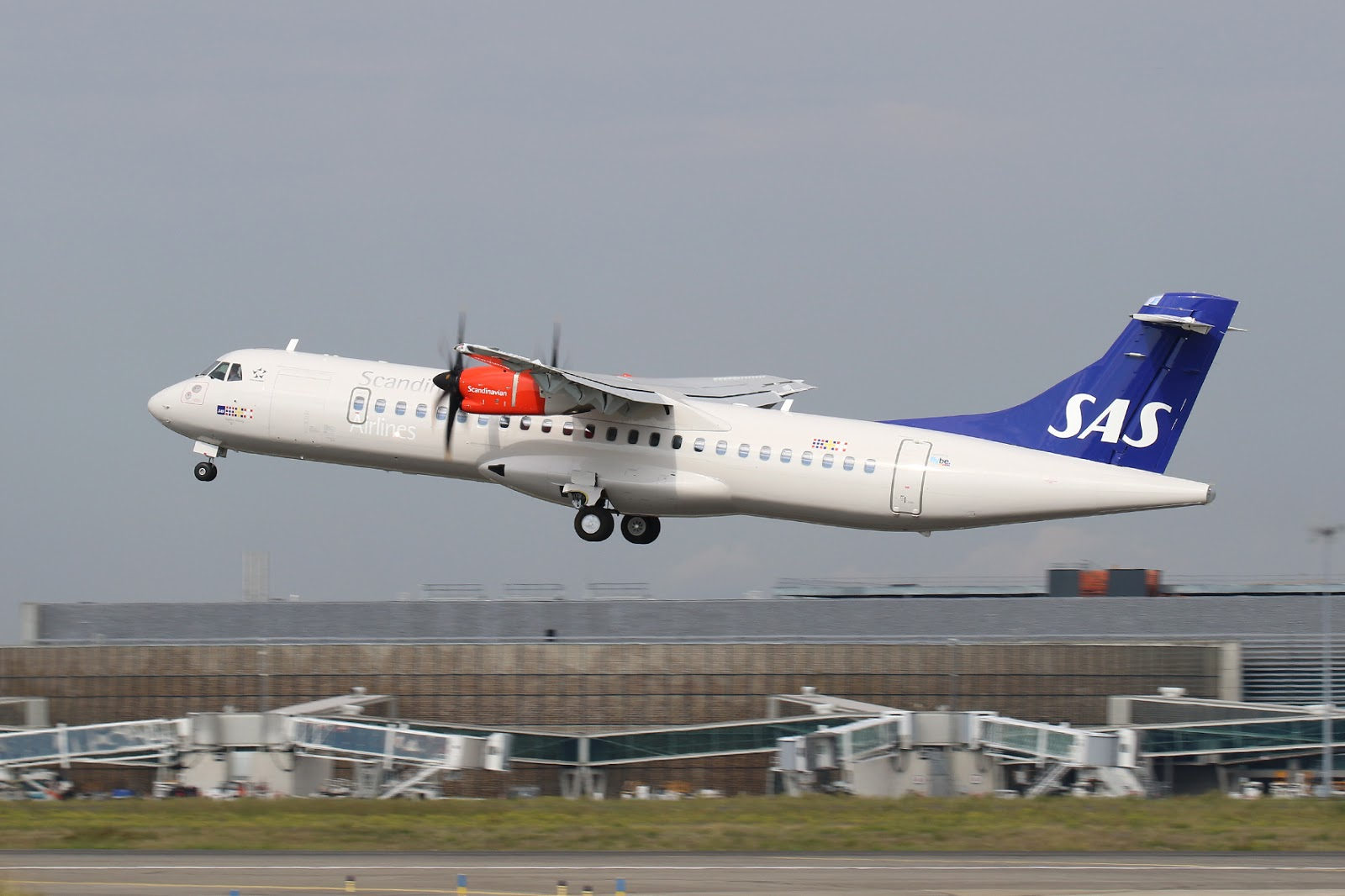 É MAIS QUE VOAR | Flybe welcomes the ATR 72-600 aircraft