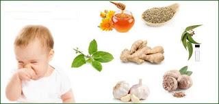 remedios caseros para resfriado y tos en bebes
