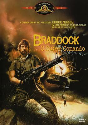 Braddock: O Super Comando - DVDRip Dublado