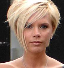 Les plus beaux mod les de coiffure 2012 coiffures de victoria beckham - Coupe de victoria beckham ...