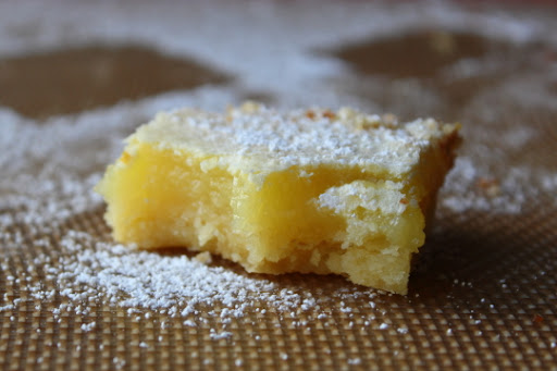 Lemon Bars for a Lasting Mother's Day Impression