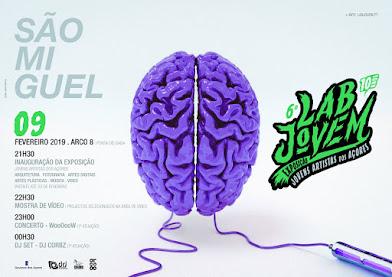 LABJOVEM - EXPOSIÇÃO - SÃO MIGUEL