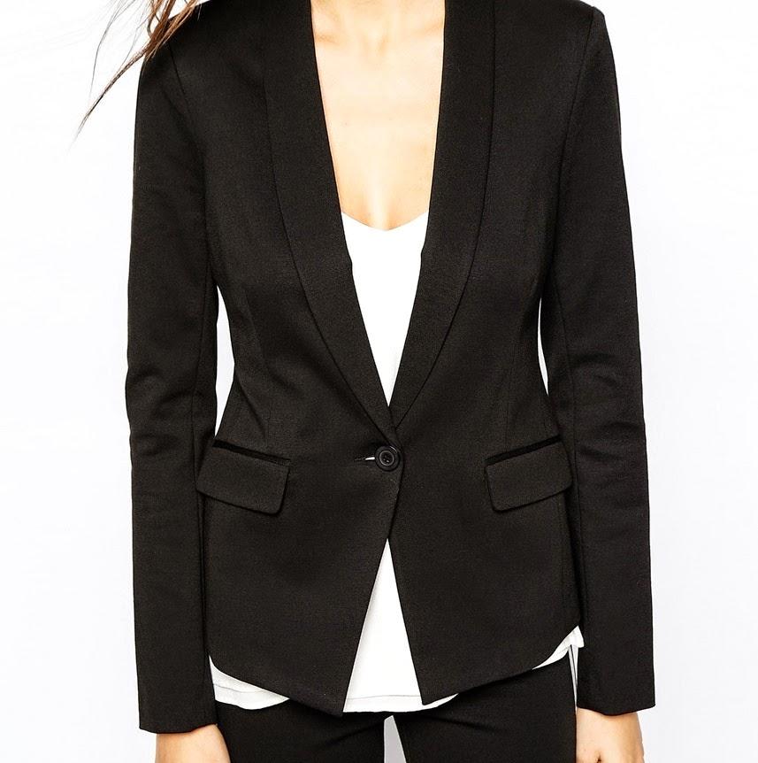 wardrobe essentials, basics,black blazer