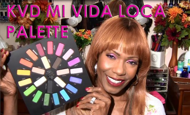 Kat Von D Mi Vida Loca 2015 Holiday Palette