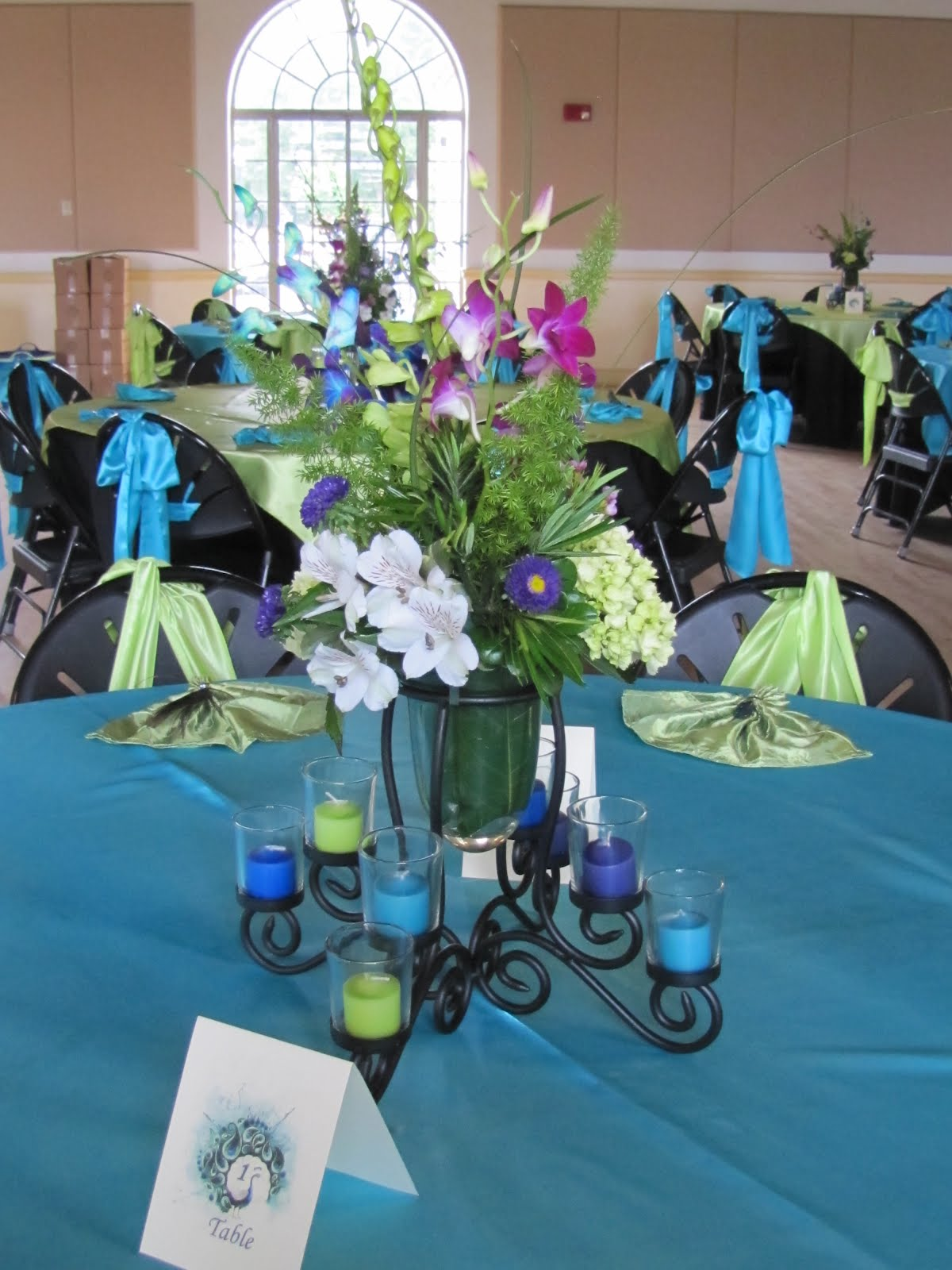 Party People Event Decorating Company Peacock Wedding Canopy Magnolia Building Lakeland Florida
