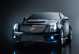 2011Cadillac CTS-V Coupe Wallpapers