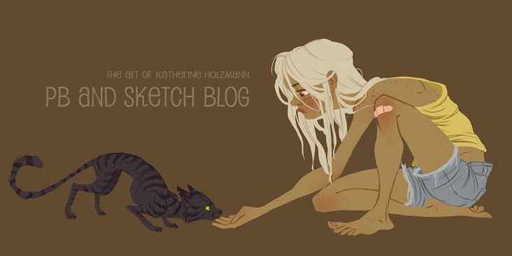 PB and Sketchblog