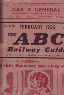 The ABC Railway Guide February 1956