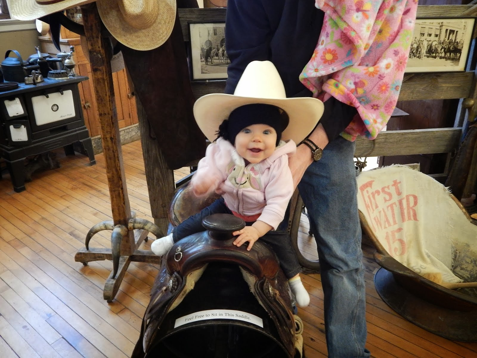 Cowgirl Madison 2014