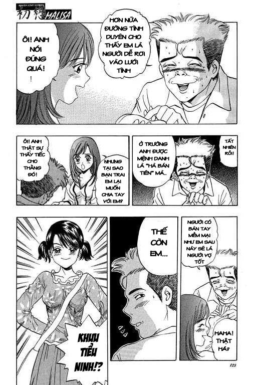 Malisa(Hội Mắt Nai) chap 7 - Trang 25