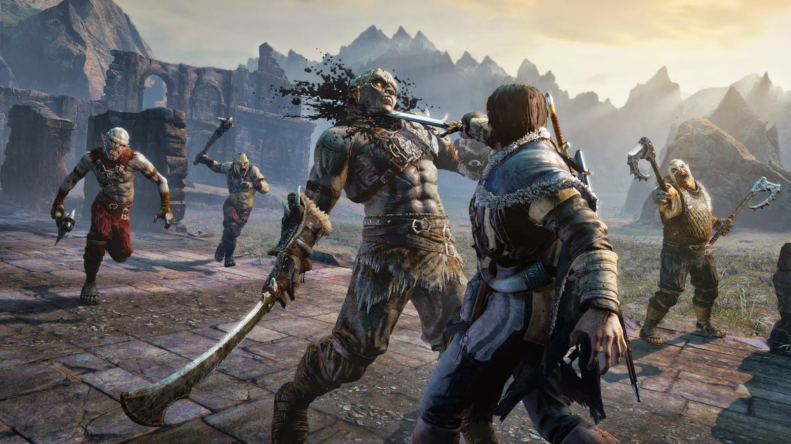 Shadow of Mordor Ingame