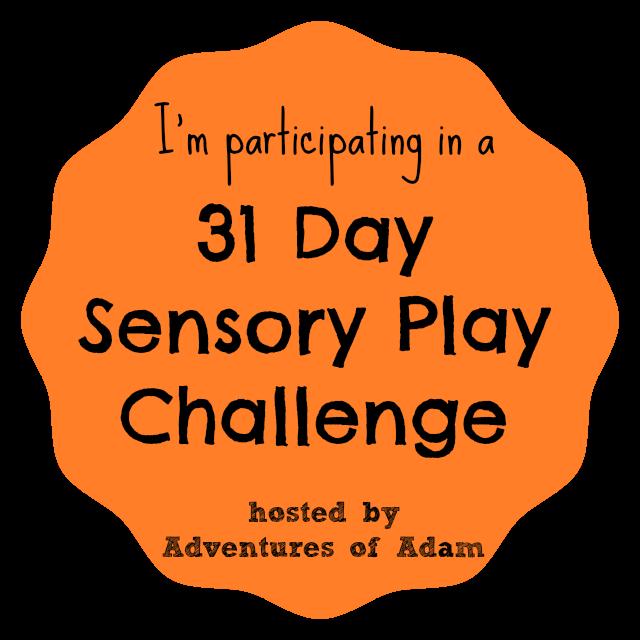 http://adventuresofadam.co.uk/31-day-sensory-play-challenge-blog-hop/