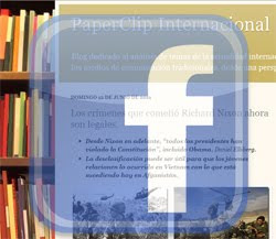Ahora también en Facebook!