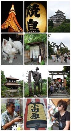Japan (30 June - 8 July 2009)
