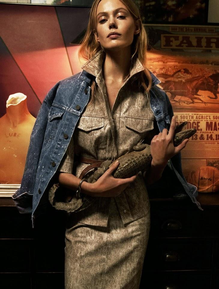 Frida Gustavsson HQ Pictures Styleby  Magazine Photoshoot #23 2014