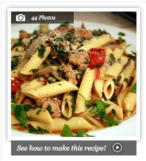 http://allrecipes.com/Recipe/Sausage-Pasta/Detail.aspx?event8=1&prop24=SR_Thumb&e11=sausage%20pasta&e8=Quick%20Search&event10=1&e7=Recipe&soid=sr_results_p1i1