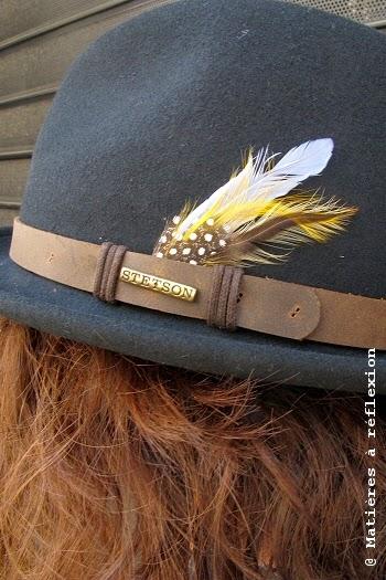 Chapeau rock pour femme Stetson