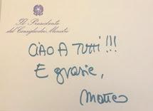 Matteo Renzi Enews 456 Mercoledì 7 dicembre 2016