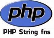 أساسيات البرمجة  برمجة المواقع بي اتش بي السلاسل النصية PHP Strings