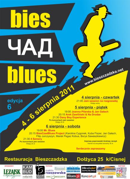 BiesCzadBlues 2011