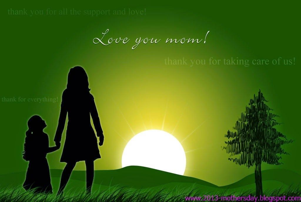 Mothers Day Wallpapers Desktop