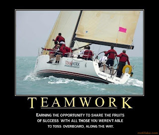 teamwork motivational poster | I INFO BASE