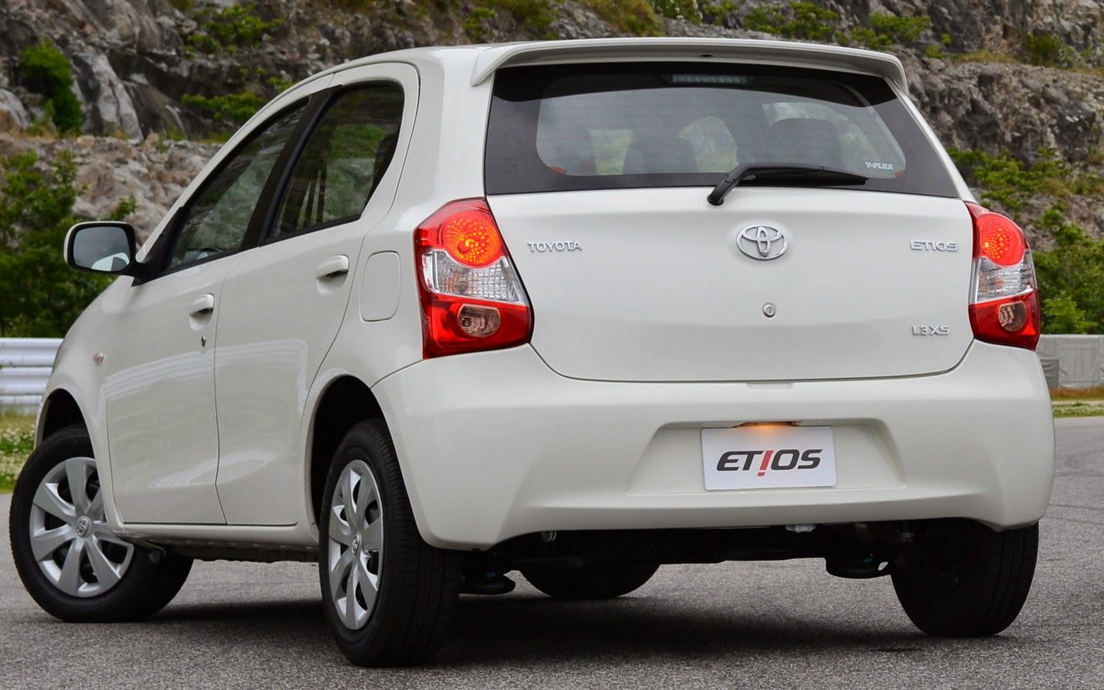 Toyotas Etios 2013 Review  - versões, notícias, preço, ficha técnica e consumo