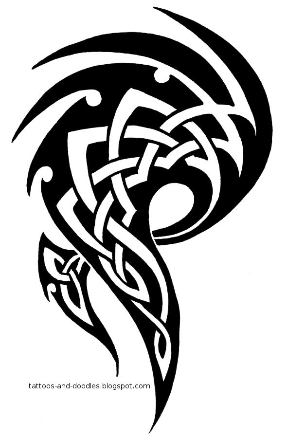 Tribal celtic