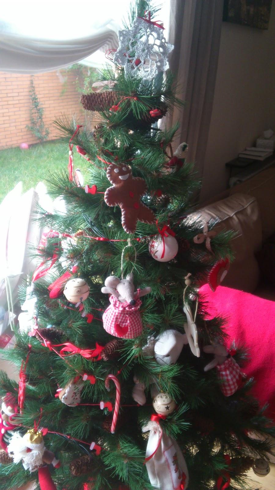 Fiestadecuquis adornos caseros de navidad - Adornos caseros navidad ...