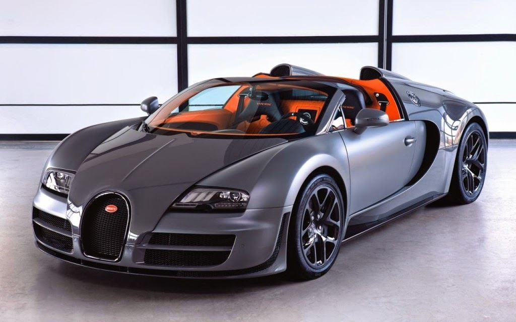 2016 Bugatti Veyron Review
