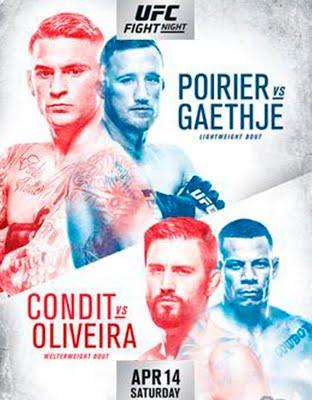 Ver UFC en Fox: Poirier vs Gaethje En Vivo