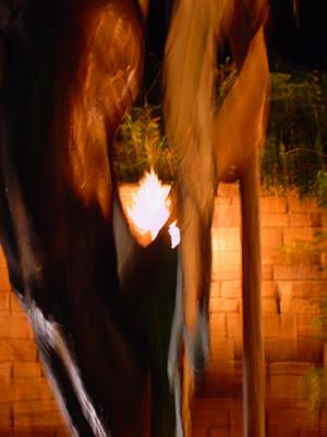 Fire Goddess, Heidi Utz photography